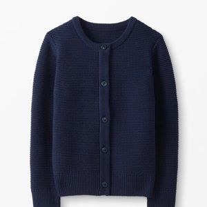Hanna Andersson /// Button Down Sweater Cardigan!